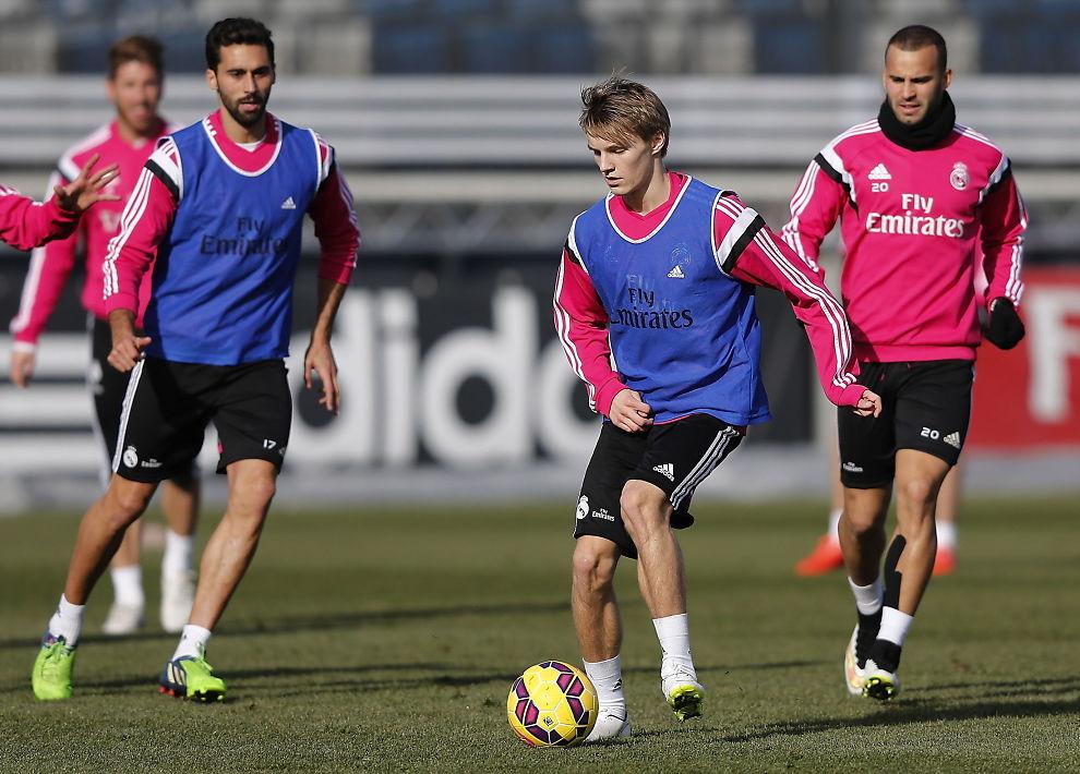 b023368a Ødegaard spilleklar for Real Madrid - Tippekroken.com - Tippebonus ...